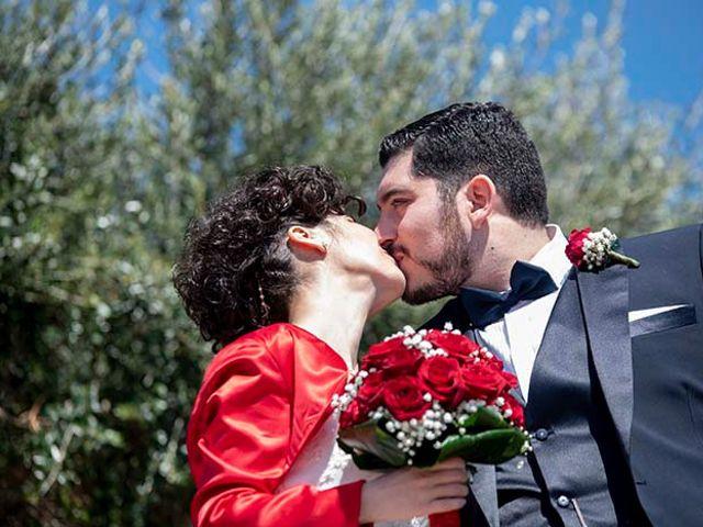 Il matrimonio di Gianluca e Ilaria a Carbonia, Cagliari 36