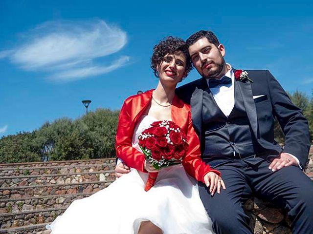 Il matrimonio di Gianluca e Ilaria a Carbonia, Cagliari 37