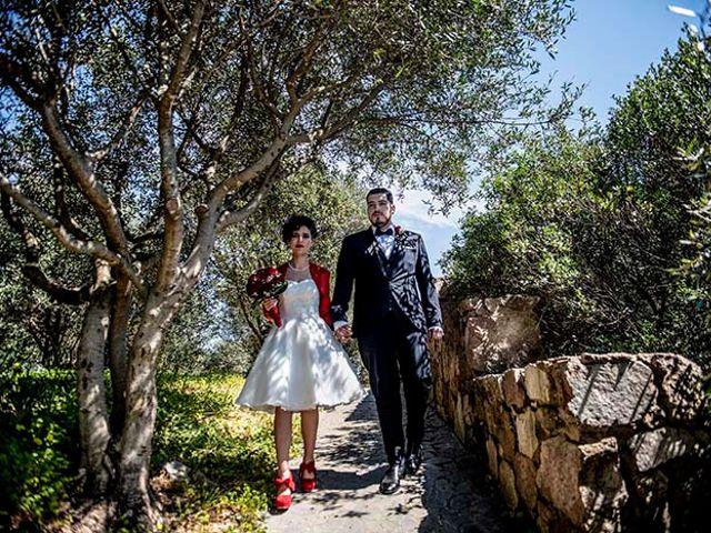Il matrimonio di Gianluca e Ilaria a Carbonia, Cagliari 39