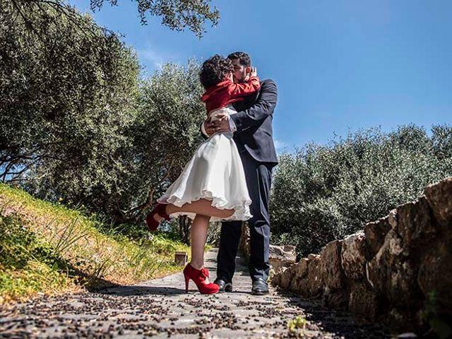 Il matrimonio di Gianluca e Ilaria a Carbonia, Cagliari 40