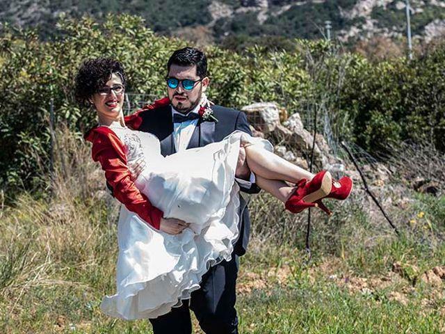 Il matrimonio di Gianluca e Ilaria a Carbonia, Cagliari 42