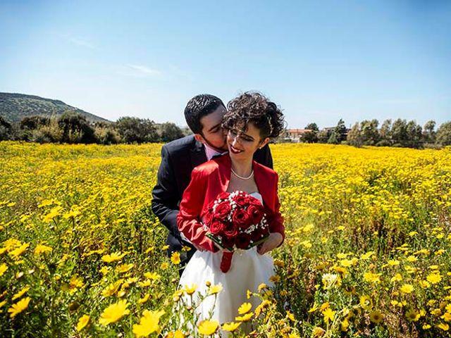 Il matrimonio di Gianluca e Ilaria a Carbonia, Cagliari 1
