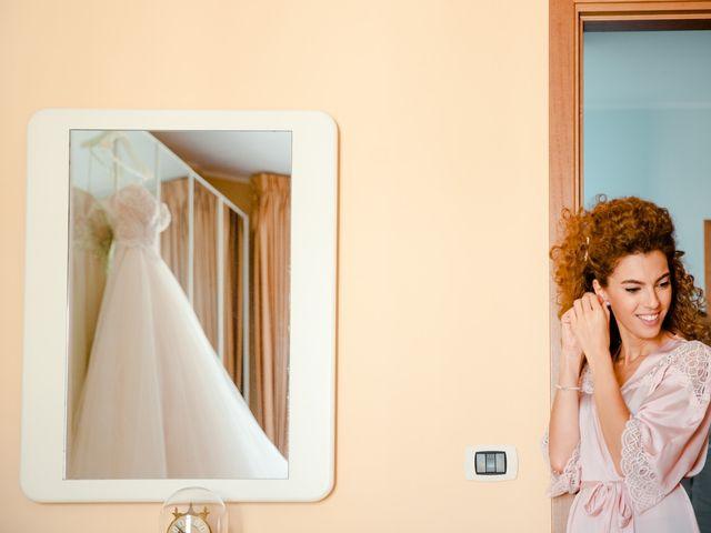 Il matrimonio di Orazio e Federica a Città Sant'Angelo, Pescara 16