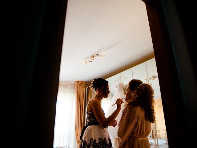 Il matrimonio di Orazio e Federica a Città Sant'Angelo, Pescara 19