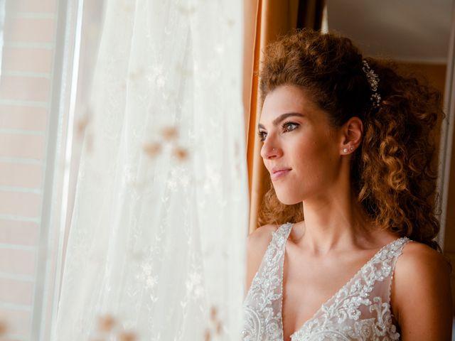 Il matrimonio di Orazio e Federica a Città Sant'Angelo, Pescara 21