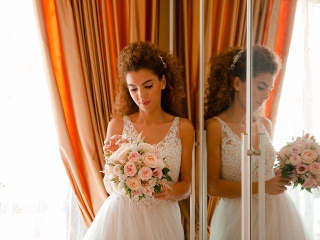 Il matrimonio di Orazio e Federica a Città Sant'Angelo, Pescara 22