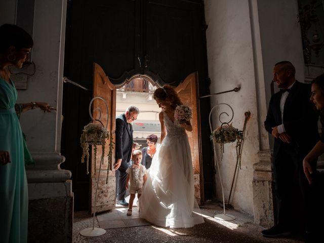 Il matrimonio di Orazio e Federica a Città Sant'Angelo, Pescara 25