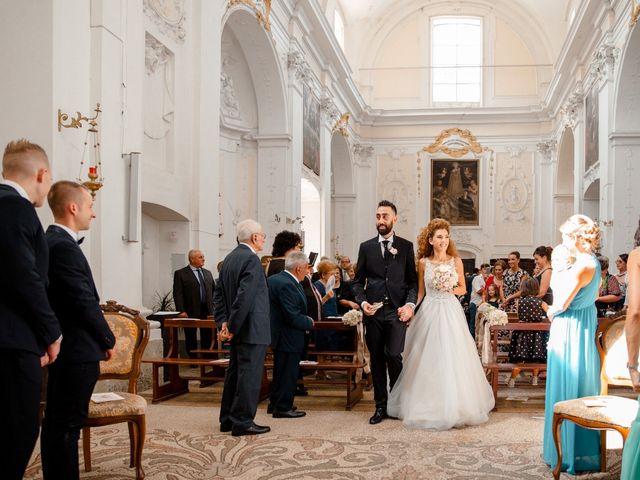 Il matrimonio di Orazio e Federica a Città Sant'Angelo, Pescara 27