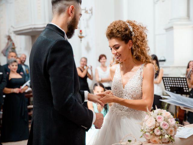 Il matrimonio di Orazio e Federica a Città Sant'Angelo, Pescara 32