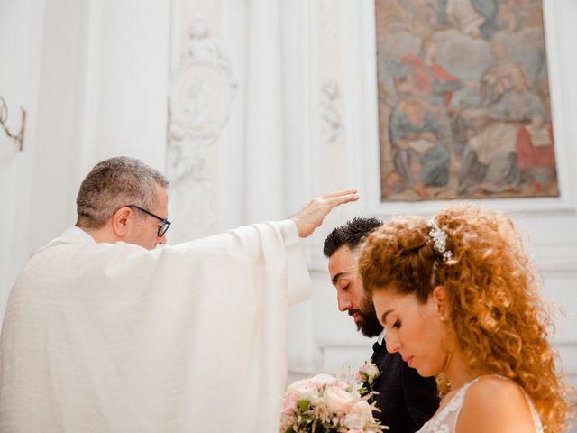 Il matrimonio di Orazio e Federica a Città Sant'Angelo, Pescara 33