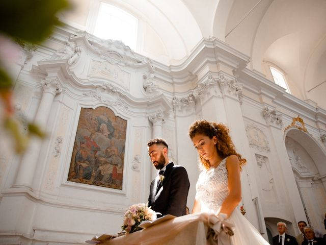 Il matrimonio di Orazio e Federica a Città Sant'Angelo, Pescara 35