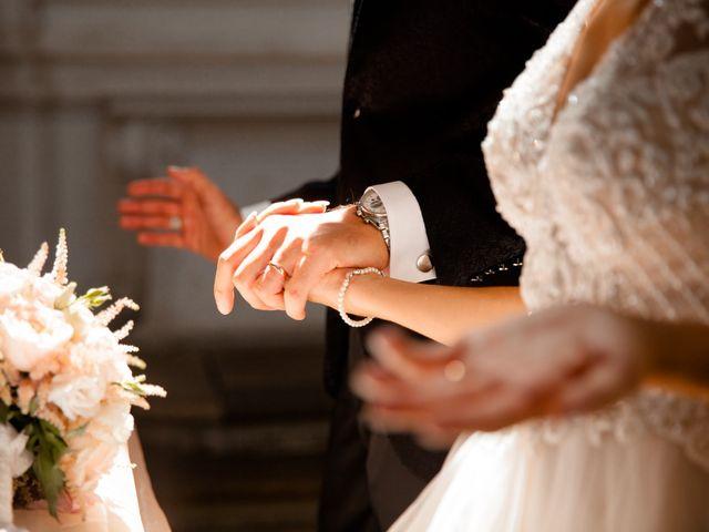 Il matrimonio di Orazio e Federica a Città Sant'Angelo, Pescara 36