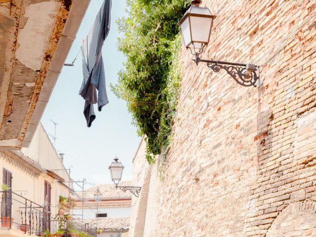 Il matrimonio di Orazio e Federica a Città Sant'Angelo, Pescara 40