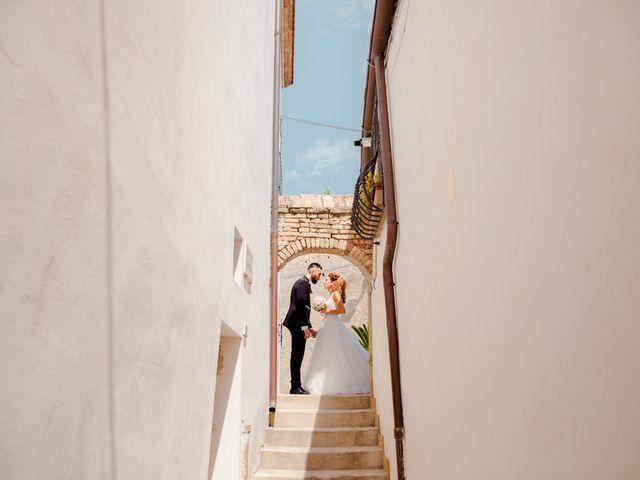Il matrimonio di Orazio e Federica a Città Sant'Angelo, Pescara 1