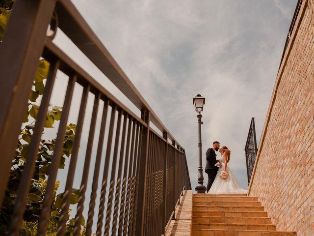 Il matrimonio di Orazio e Federica a Città Sant'Angelo, Pescara 44