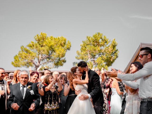 Il matrimonio di Orazio e Federica a Città Sant'Angelo, Pescara 47