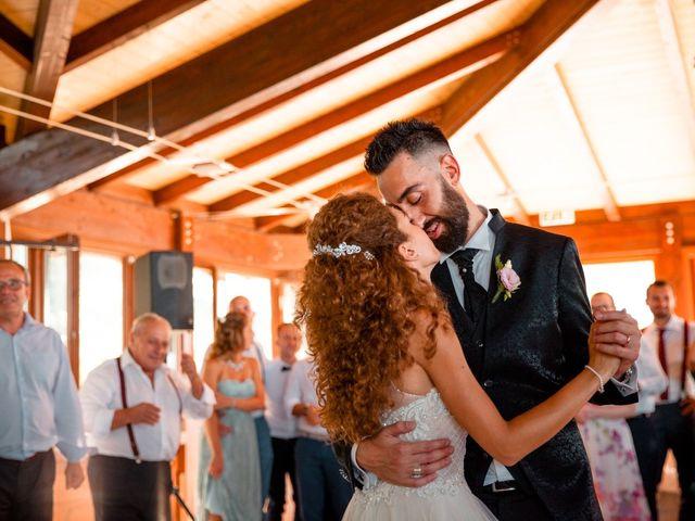 Il matrimonio di Orazio e Federica a Città Sant'Angelo, Pescara 51
