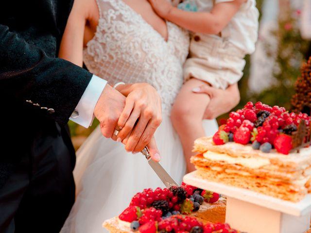 Il matrimonio di Orazio e Federica a Città Sant'Angelo, Pescara 59