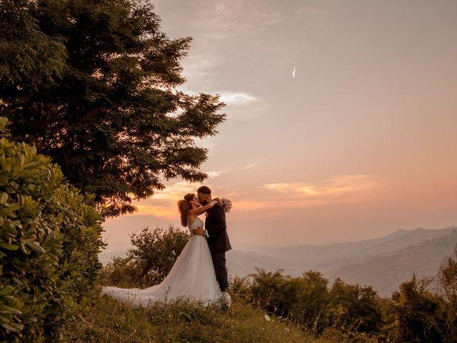 Il matrimonio di Orazio e Federica a Città Sant'Angelo, Pescara 2