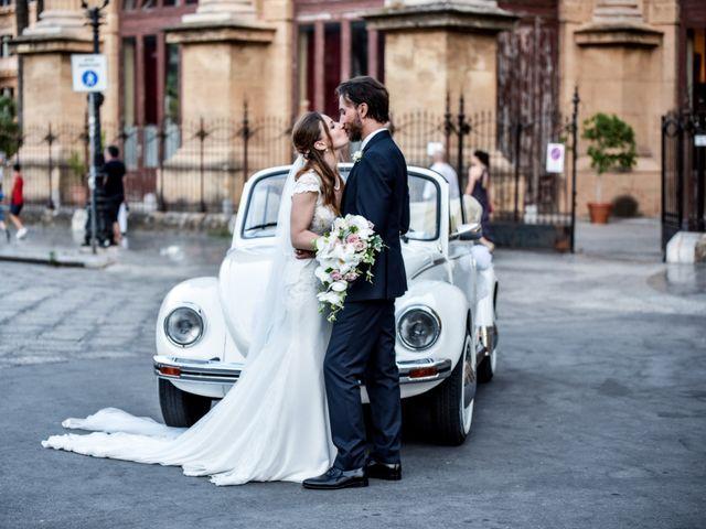 Il matrimonio di Davide e Laura a Palermo, Palermo 2
