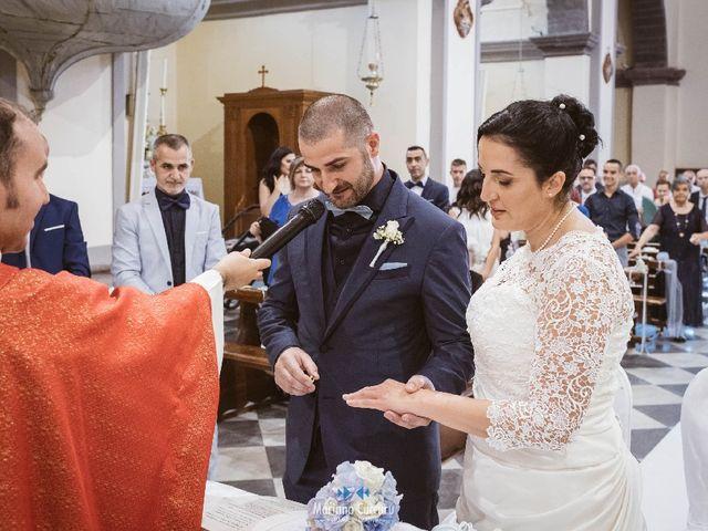 Il matrimonio di Rai e Ninny a Borore, Nuoro 5