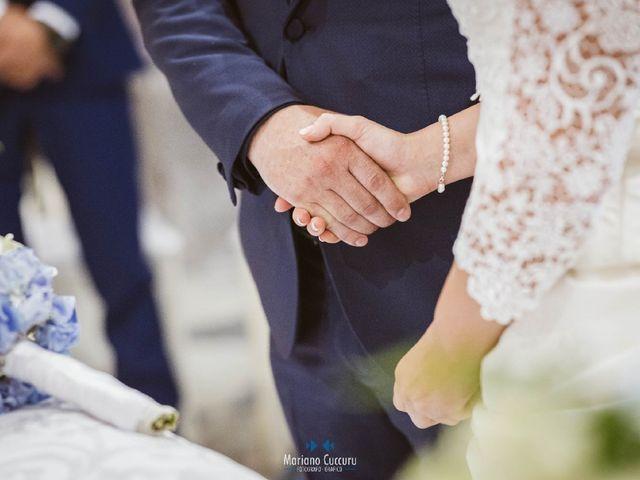 Il matrimonio di Rai e Ninny a Borore, Nuoro 9
