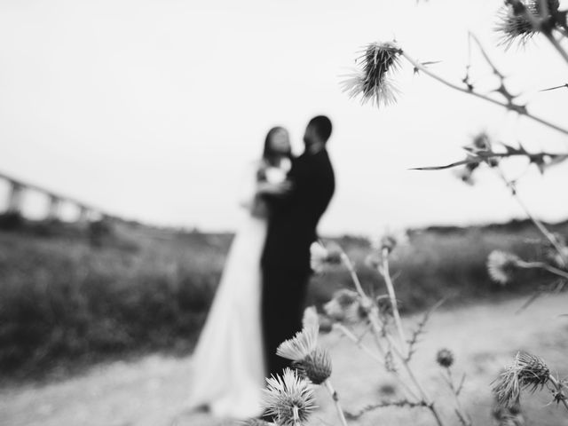 Le nozze di Magda e Hakan