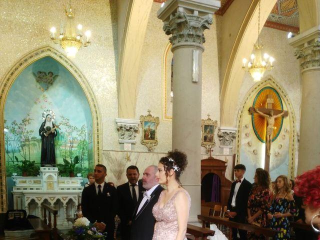 Il matrimonio di Marcello e Cristina a Letojanni, Messina 3