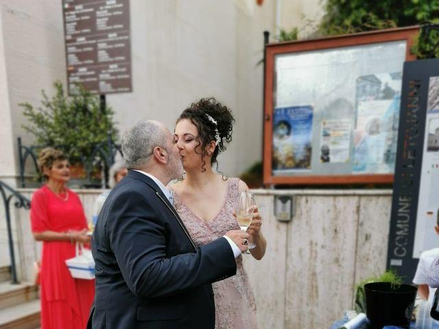 Il matrimonio di Marcello e Cristina a Letojanni, Messina 4