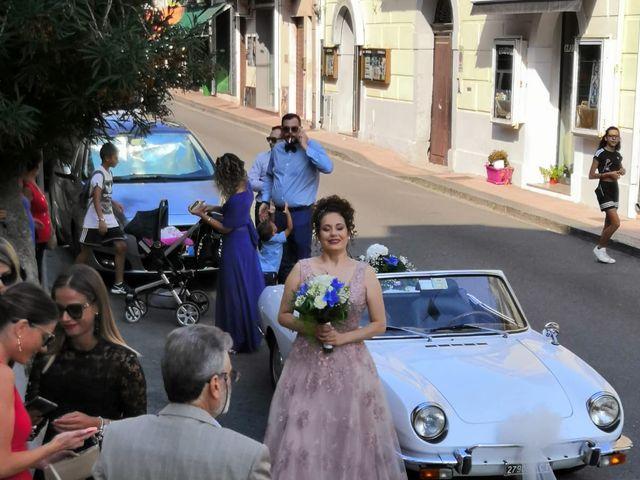Il matrimonio di Marcello e Cristina a Letojanni, Messina 5