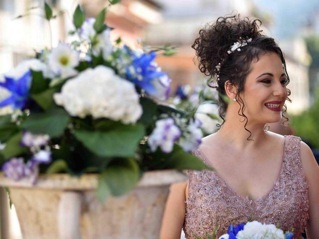 Il matrimonio di Marcello e Cristina a Letojanni, Messina 2