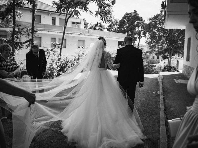 Il matrimonio di Ettore e Lorenza a Spoltore, Pescara 20