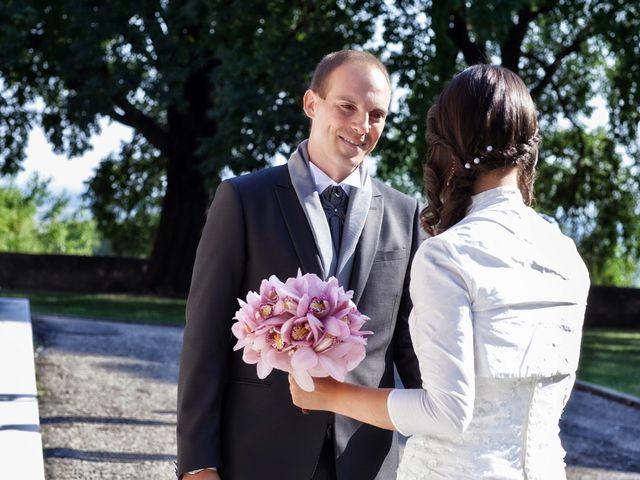 Il matrimonio di Manuel e Mara a Volta Mantovana, Mantova 34