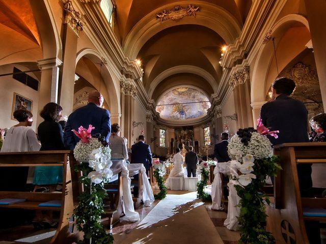 Il matrimonio di Manuel e Mara a Volta Mantovana, Mantova 42