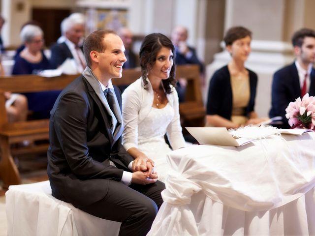 Il matrimonio di Manuel e Mara a Volta Mantovana, Mantova 45