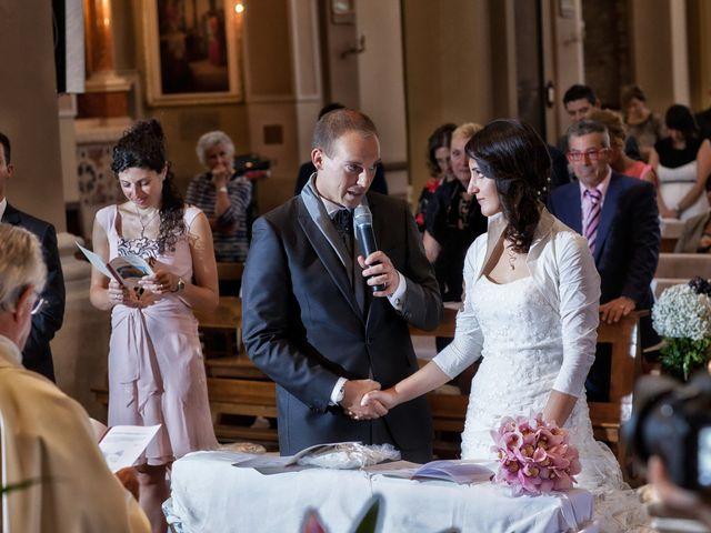 Il matrimonio di Manuel e Mara a Volta Mantovana, Mantova 47
