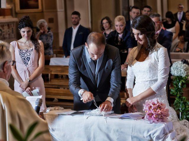 Il matrimonio di Manuel e Mara a Volta Mantovana, Mantova 48
