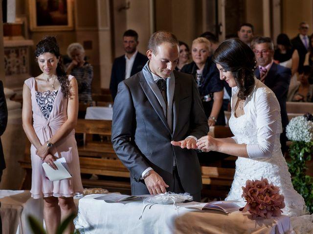 Il matrimonio di Manuel e Mara a Volta Mantovana, Mantova 51