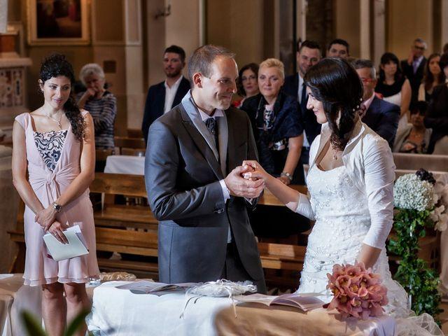 Il matrimonio di Manuel e Mara a Volta Mantovana, Mantova 52