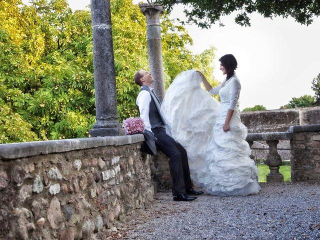 Il matrimonio di Manuel e Mara a Volta Mantovana, Mantova 64