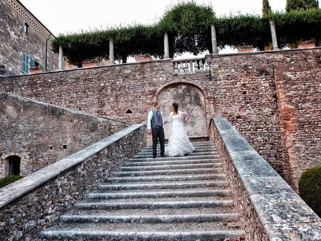 Il matrimonio di Manuel e Mara a Volta Mantovana, Mantova 73