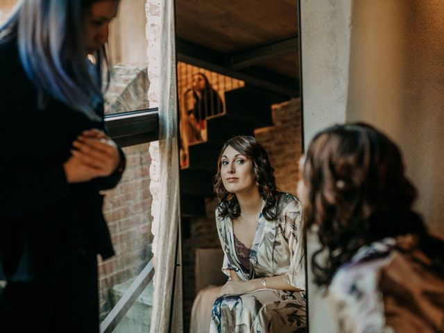 Il matrimonio di Davide e Elisa a Buttigliera Alta, Torino 5