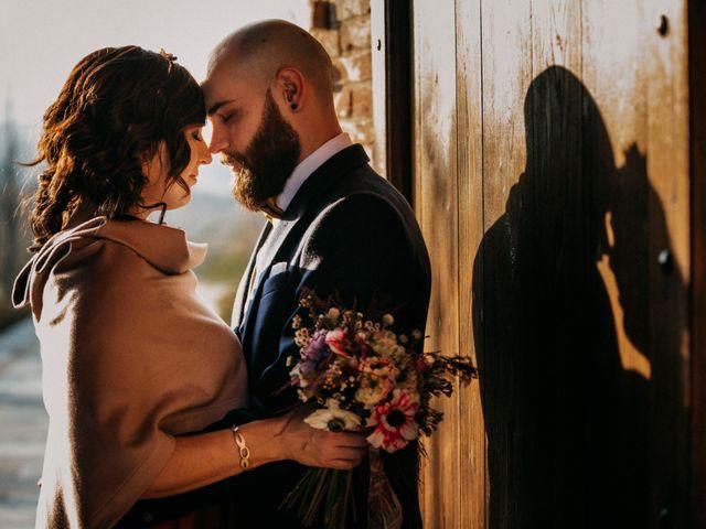 Il matrimonio di Davide e Elisa a Buttigliera Alta, Torino 9