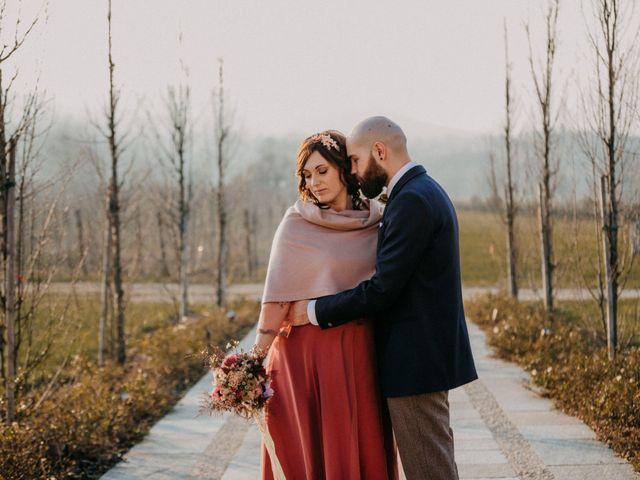 Il matrimonio di Davide e Elisa a Buttigliera Alta, Torino 10