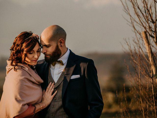 Il matrimonio di Davide e Elisa a Buttigliera Alta, Torino 12