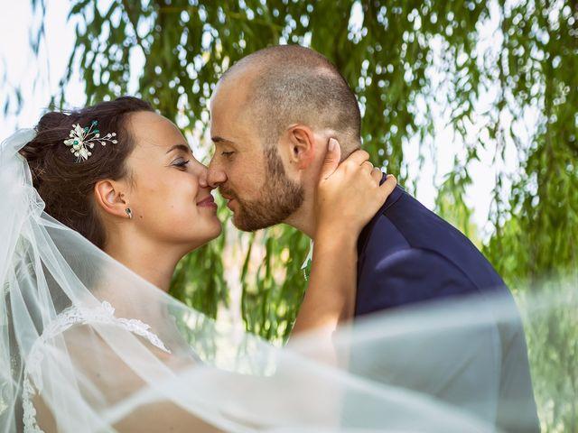 Le nozze di Erika e Tommaso