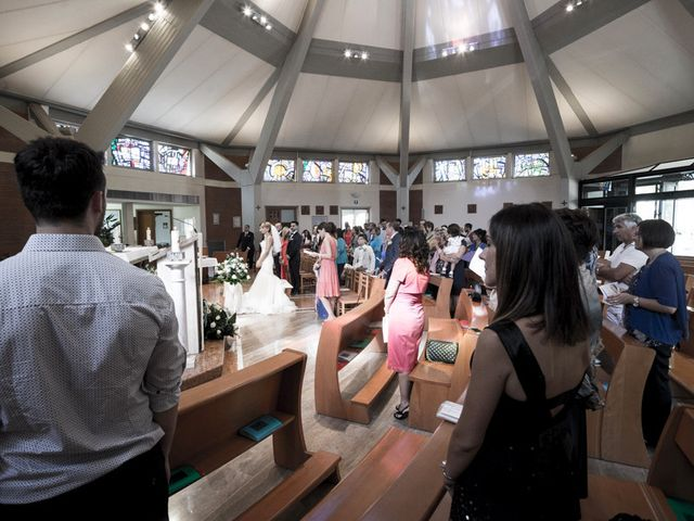 Il matrimonio di Emanuele e Sara a Jesi, Ancona 33