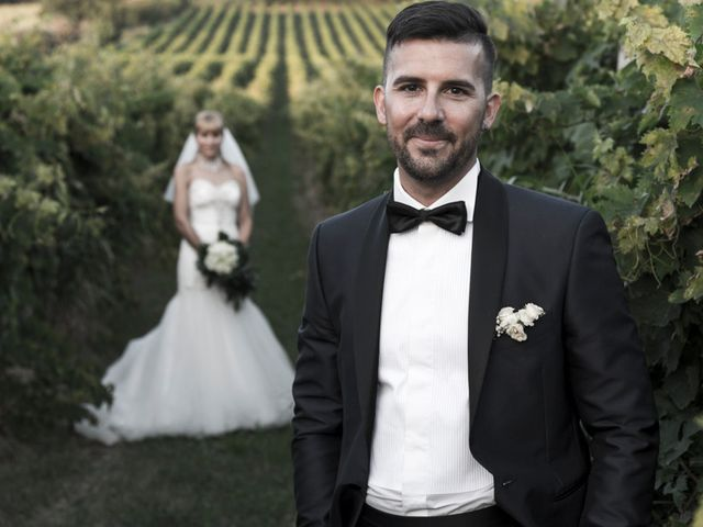 Il matrimonio di Emanuele e Sara a Jesi, Ancona 45