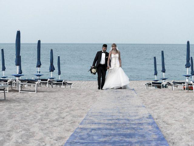 Il matrimonio di Emanuele e Sara a Jesi, Ancona 56