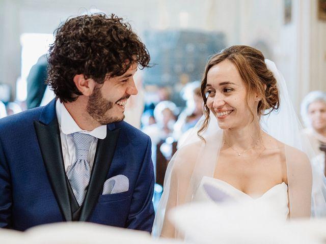 Il matrimonio di Luca e Michela a Parma, Parma 37